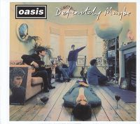 Cover Oasis - Definitely Maybe - 20th Anniversary Edition