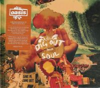 Cover Oasis - Dig Out Your Soul