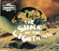 Cover Oasis - The Shock Of The Lightning