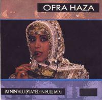 Cover Ofra Haza - Im nin' alu
