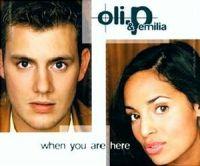Cover Oli. P & Emilia - When You Are Here