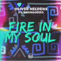 Cover Oliver Heldens feat. Shungudzo - Fire In My Soul