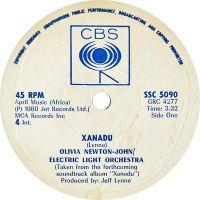 Cover Olivia Newton-John & Electric Light Orchestra - Xanadu