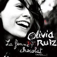 Cover Olivia Ruiz - La femme chocolat (mmm...)