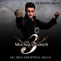 Cover Olivier Dion - De mes propres ailes