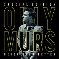 Cover Olly Murs - Never Been Better