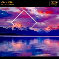 Cover Olly Wall - Blue Sunrise