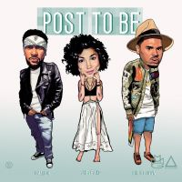Cover Omarion feat. Chris Brown & Jhene Aiko - Post To Be