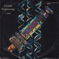 Cover OMD (Orchestral Manoeuvres In The Dark) - Genetic Engineering