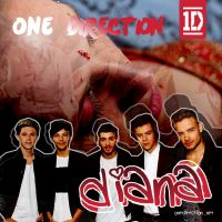 Cover One Direction - Diana