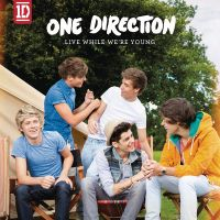 Cover One Direction - Live While We're Young