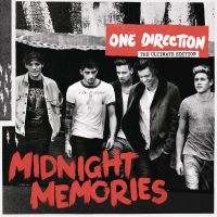Cover One Direction - Midnight Memories