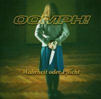 Cover Oomph! - Wahrheit oder Pflicht