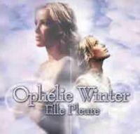 Cover Ophélie Winter - Elle pleure
