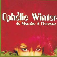 Cover Ophélie Winter - Je marche à l'envers