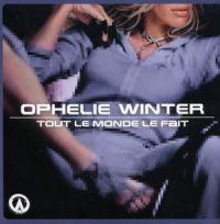 Cover Ophélie Winter - Tout le monde le fait
