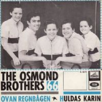 Cover Osmond Brothers - Ovan regnbågen