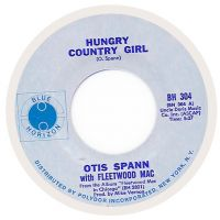 Cover Otis Spann with Fleetwood Mac - Hungry Country Girl