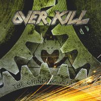 Cover OverKill - The Grinding Wheel