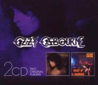 Cover Ozzy Osbourne - 2CD: No More Tears / Diary Of A Madman