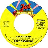 Cover Ozzy Osbourne - Crazy Train