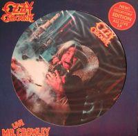 Cover Ozzy Osbourne - Mr. Crowley