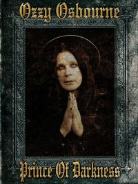 Cover Ozzy Osbourne - Prince Of Darkness