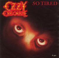 Cover Ozzy Osbourne - So Tired