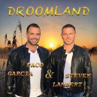 Cover Paco Garcia & Steven Lambert - Droomland