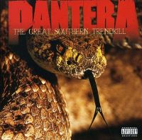 Cover Pantera - The Great Southern Trendkill