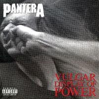 Cover Pantera - Vulgar Display Of Power