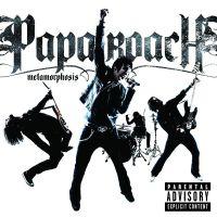 Cover Papa Roach - Metamorphosis