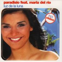 Cover Paradisio feat. Maria Del Rio - Luz de la luna