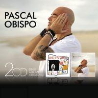Cover Pascal Obispo - 2CD: Les fleurs du bien / Le grand amour