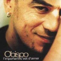 Cover Pascal Obispo - L'important c'est d'aimer