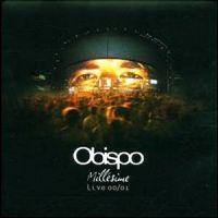 Cover Pascal Obispo - Millésime / Live 00/01