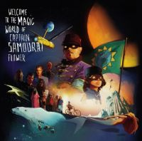 Cover Pascal Obispo - Welcome To The Magic World Of Captain Samouraï Flower