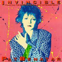 Cover Pat Benatar - Invincible
