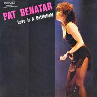 Cover Pat Benatar - Love Is A Battlefield