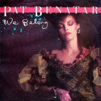Cover Pat Benatar - We Belong
