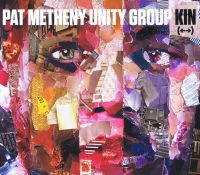 Cover Pat Metheny Unity Group - Kin (<-->)
