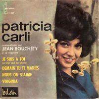 Cover Patricia Carli - Je suis à toi