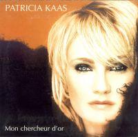 Cover Patricia Kaas - Mon chercheur d'or