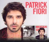 Cover Patrick Fiori - 2CD: L'instinct masculin / Les choses de la vie