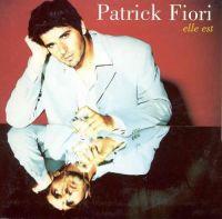 Cover Patrick Fiori - Elle est