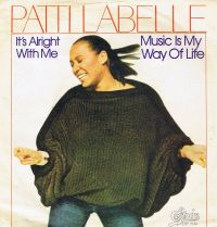 Cover Patti LaBelle - Music Is My Way Of Life