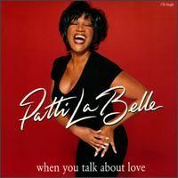 Cover Patti LaBelle - When You Talk About Love