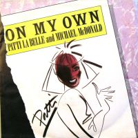Cover Patti LaBelle and Michael McDonald - On My Own