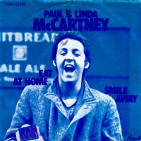 Cover Paul & Linda McCartney - Eat At Home
