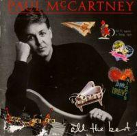 Cover Paul McCartney - All The Best!
